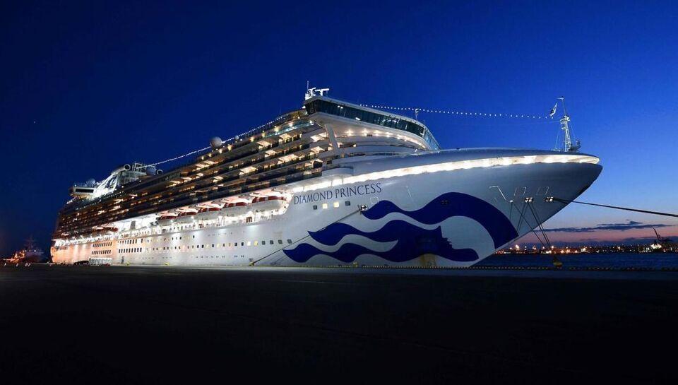 Da et luksus-krydstogtskib blev til en superspreder...