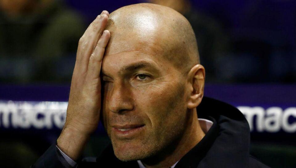 Zidane: Hazards sæson kan være slut