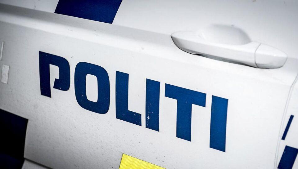 Ulykke ved Silkeborg - Motorvej spærret