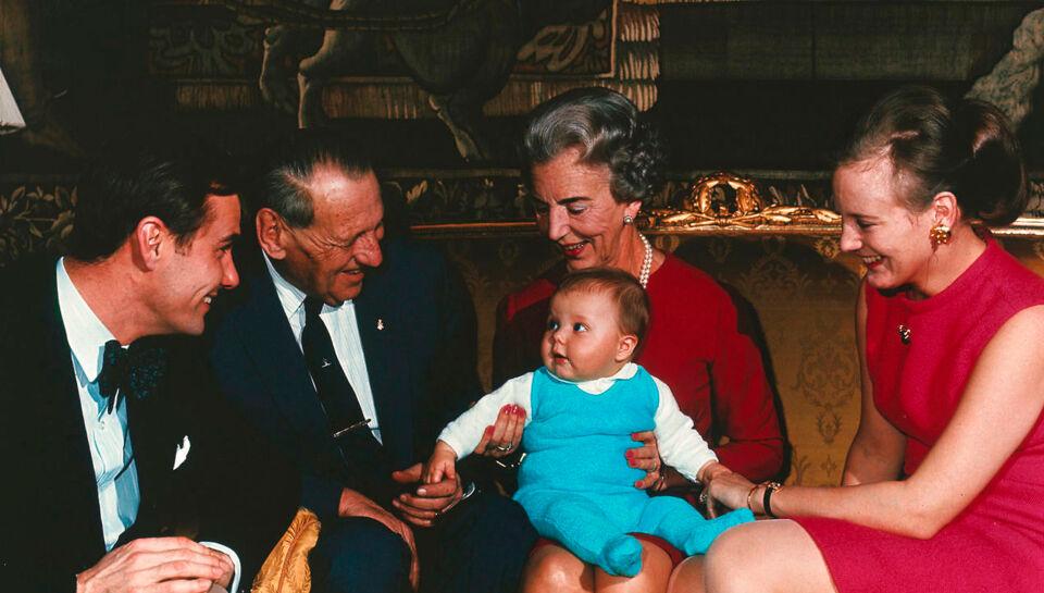 Dronning Ingrid - kronprinsessen, der ændrede kongehuset