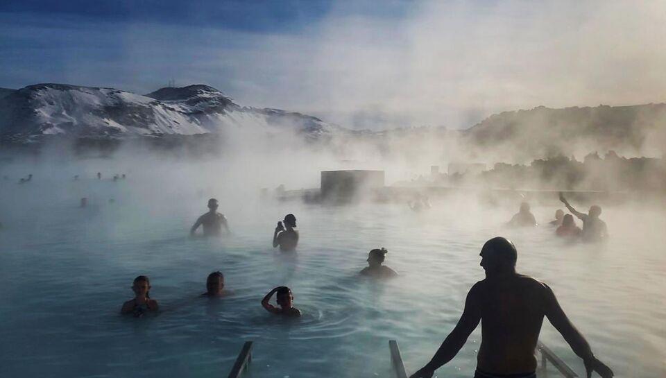 Det er nu, du skal rejse til Island...