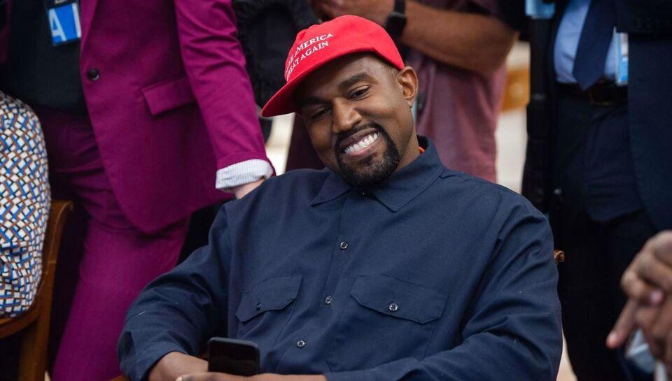 Kanye West vil stille op til præsidentvalget i...