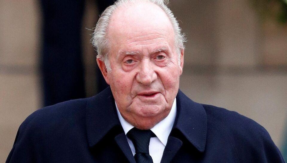 Spanien Juan Carlos: Her gemmer han sig angiveligt