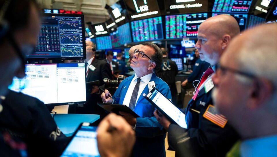 aktiemarkeder slår rekorder midt i global krise...