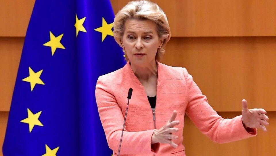 EU: `Det er en krigserklæring`