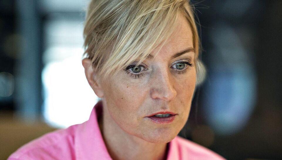 Hilda Heick: `Jeg ødelagde mit eget arbejde`