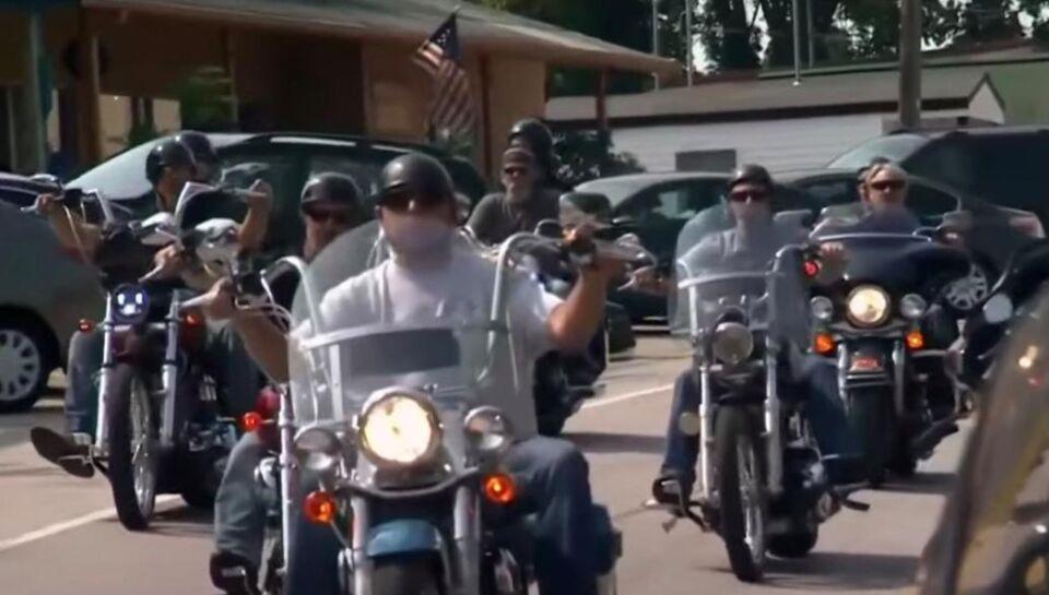 USA frygter stor smitte fra kæmpe motorcykeltræf