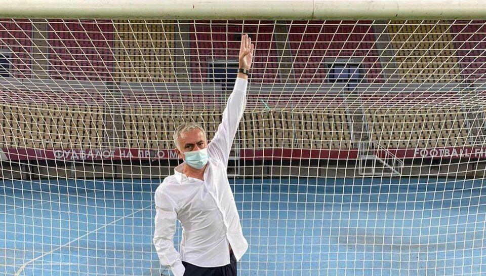 Mourinho opdagede fejlen: `Jeg troede, jeg var vokset`
