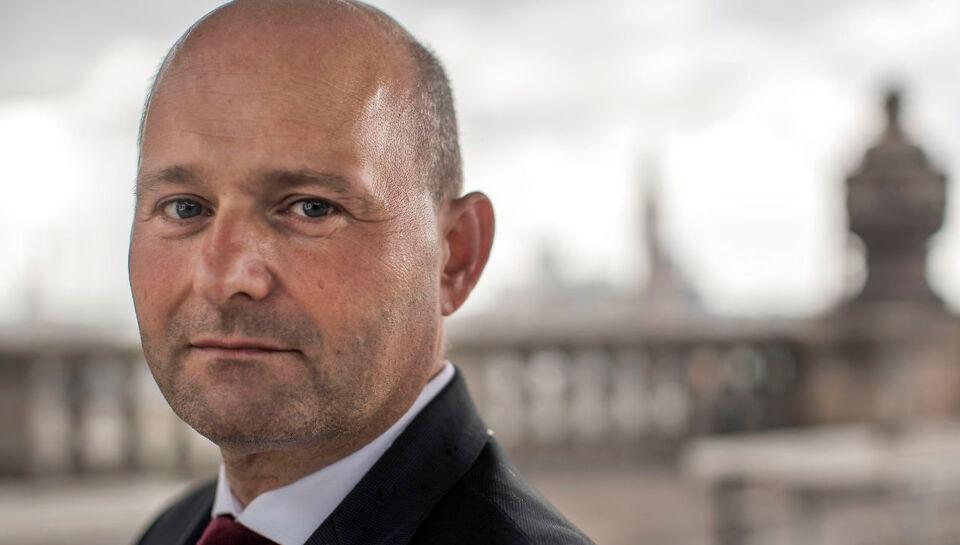 Søren Pape: Mettes pension til `Arne` er et bluffnummer...