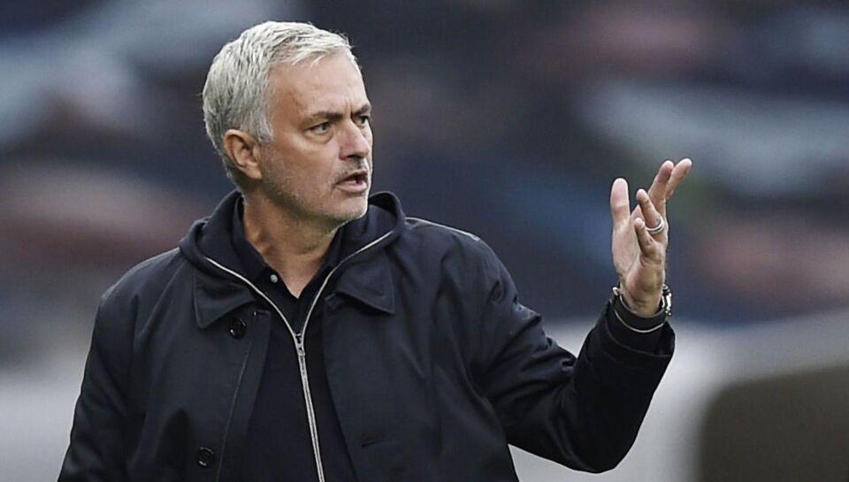 Kæmpe VAR-drama: Mourinho skrider i raseri
