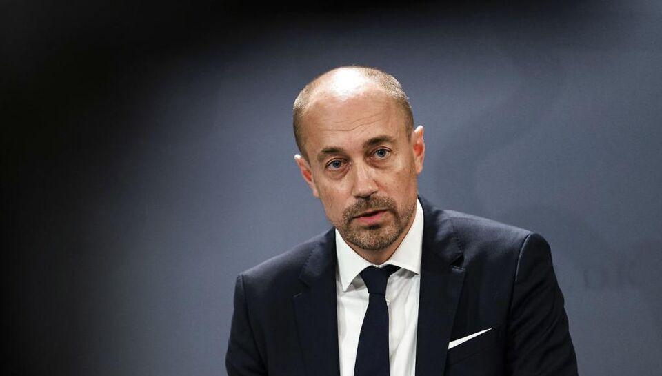 Magnus Heunicke med opråb til hele Danmark