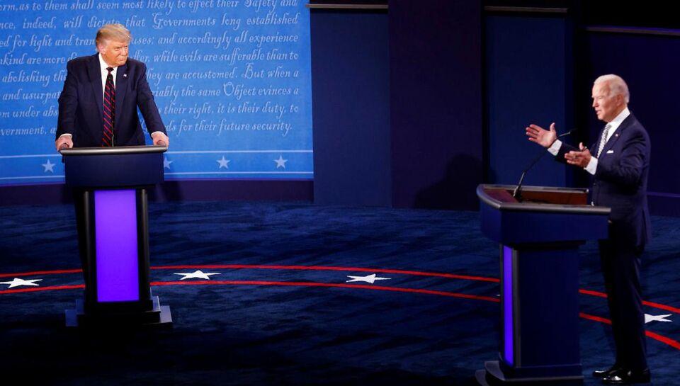 Amerikanske vælgeres dom: Han er præsidentdebattens klare vinder