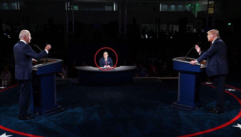 Han er præsidentdebattens store taber