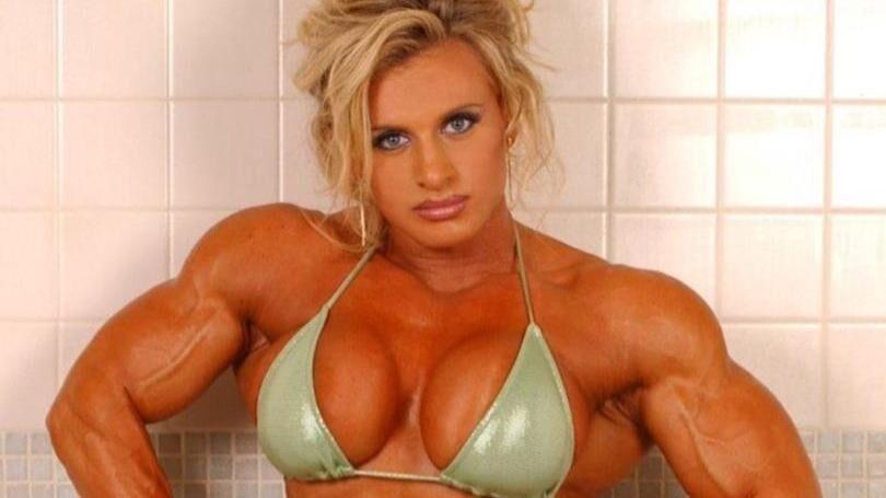 Kvindelig bodybuilding
