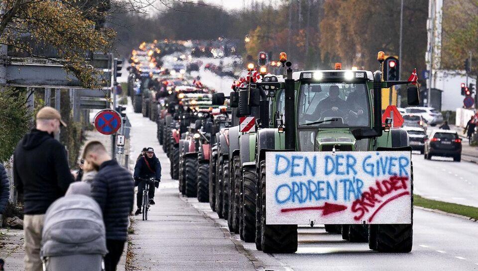 Her skal du være opmærksom på trafikken...