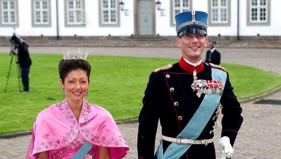 Prinsesse Alexandra: `Det var en turbulent tid for børnene`...