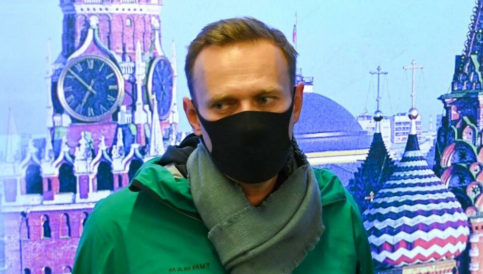 Moskva: Jeppe Kofod vil have ham løsladt omgående...