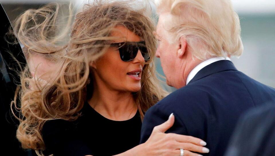 Sådan bliver Trumps sidste timer som præsident...
