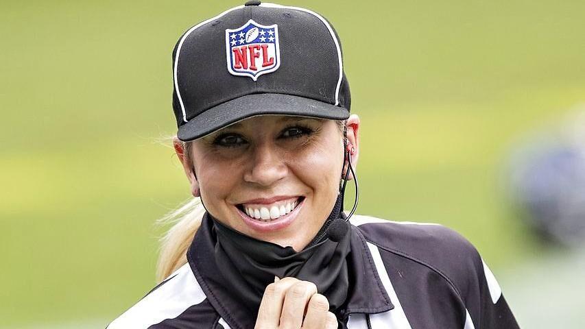Skriver historie: Bliver den første kvindelige Super Bowl-official