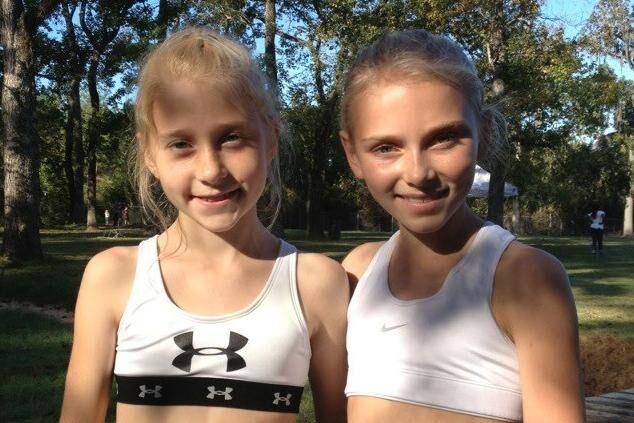 Små super-piger løber maratonløb mod voksne mænd | BT