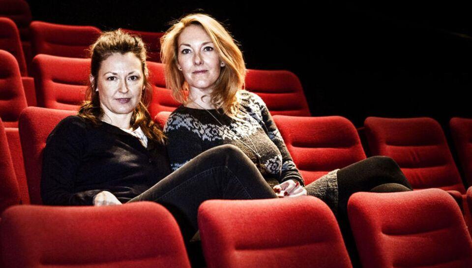 Nøgne skuespillere kendte Dansk film