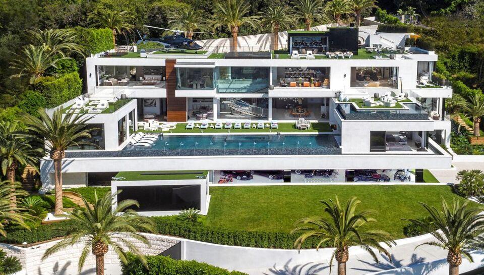 verdens største villa