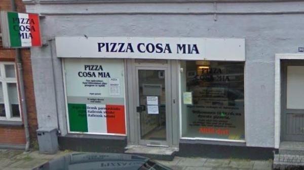 dyreste pizza esbjerg